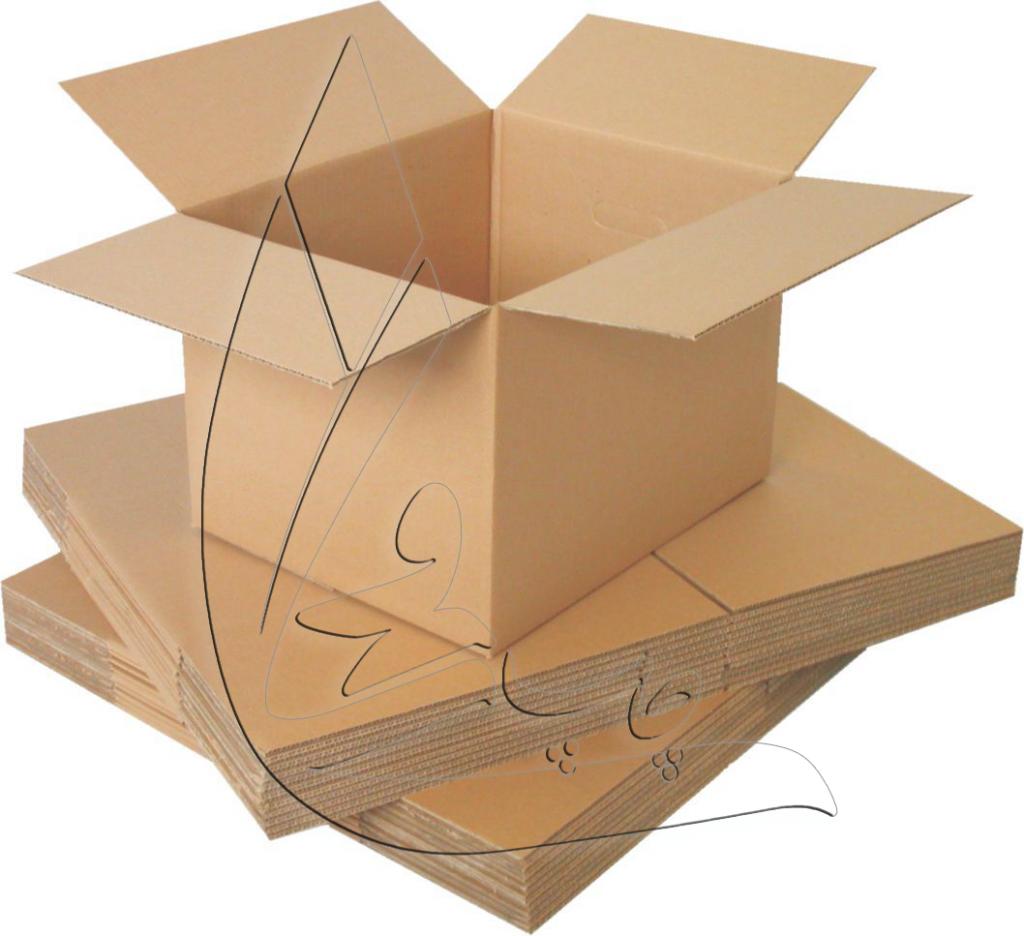 ساخت جعبه مقوایی و بسته بندی
