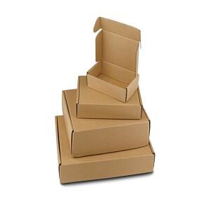 خرید مستقیم جعبه مقوایی